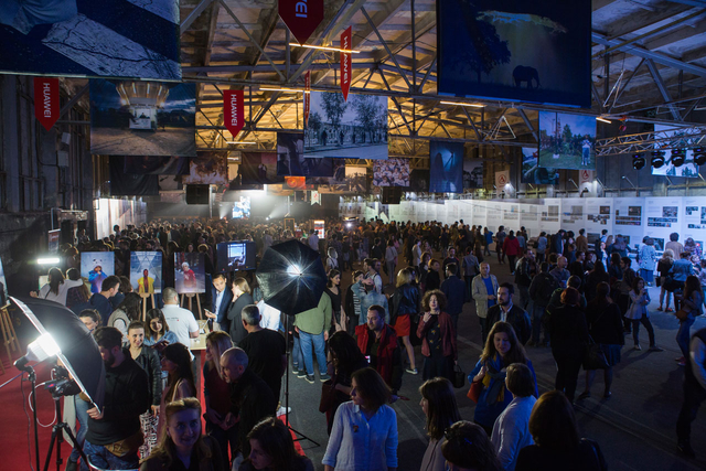 Im Rahmen des Kolga Tbilisi Photo Festivals in Georgien wurden auch die Kolga Awards verliehen.