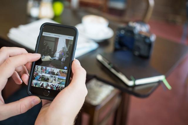 Journalistische Inhalte auf Instagram? Die Plattform bietet einige Funktionen, die für das visuelle Storytelling interessant sind, man muss sie nur nutzen.