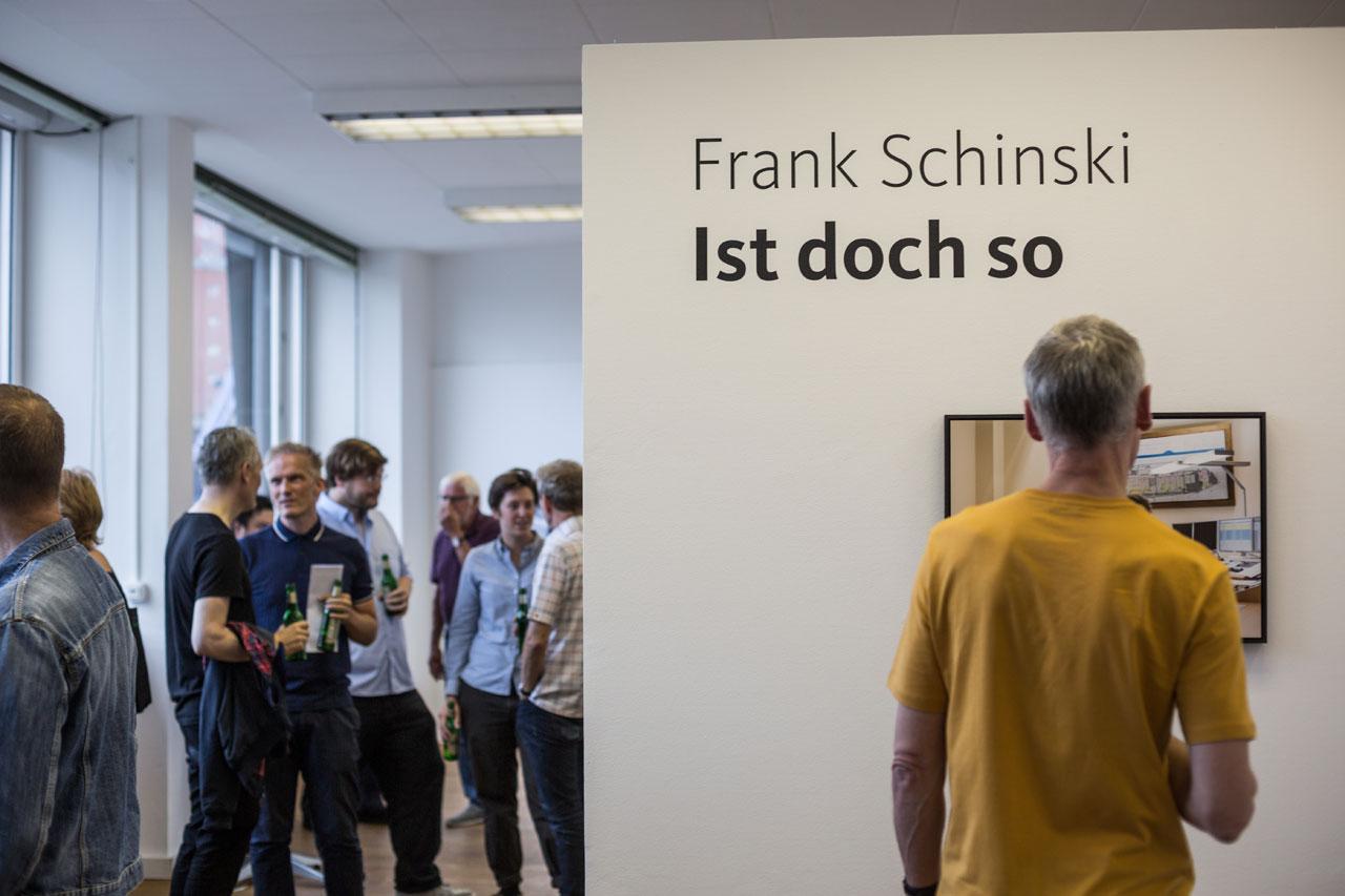Frank Schinski - Ist doch so