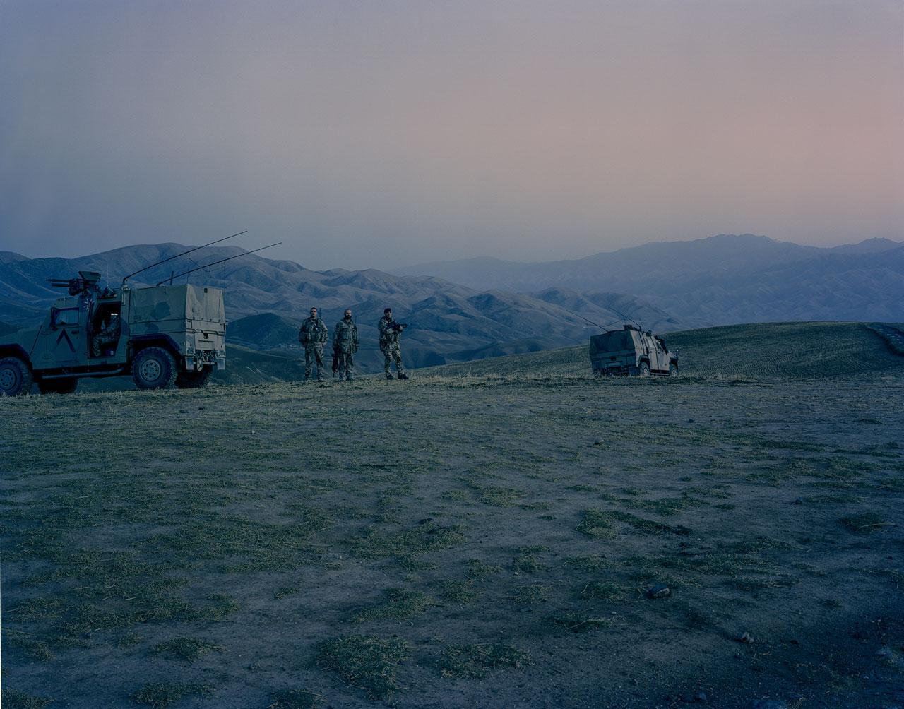 Aus der Arbeit »Landscapes & Memory«.