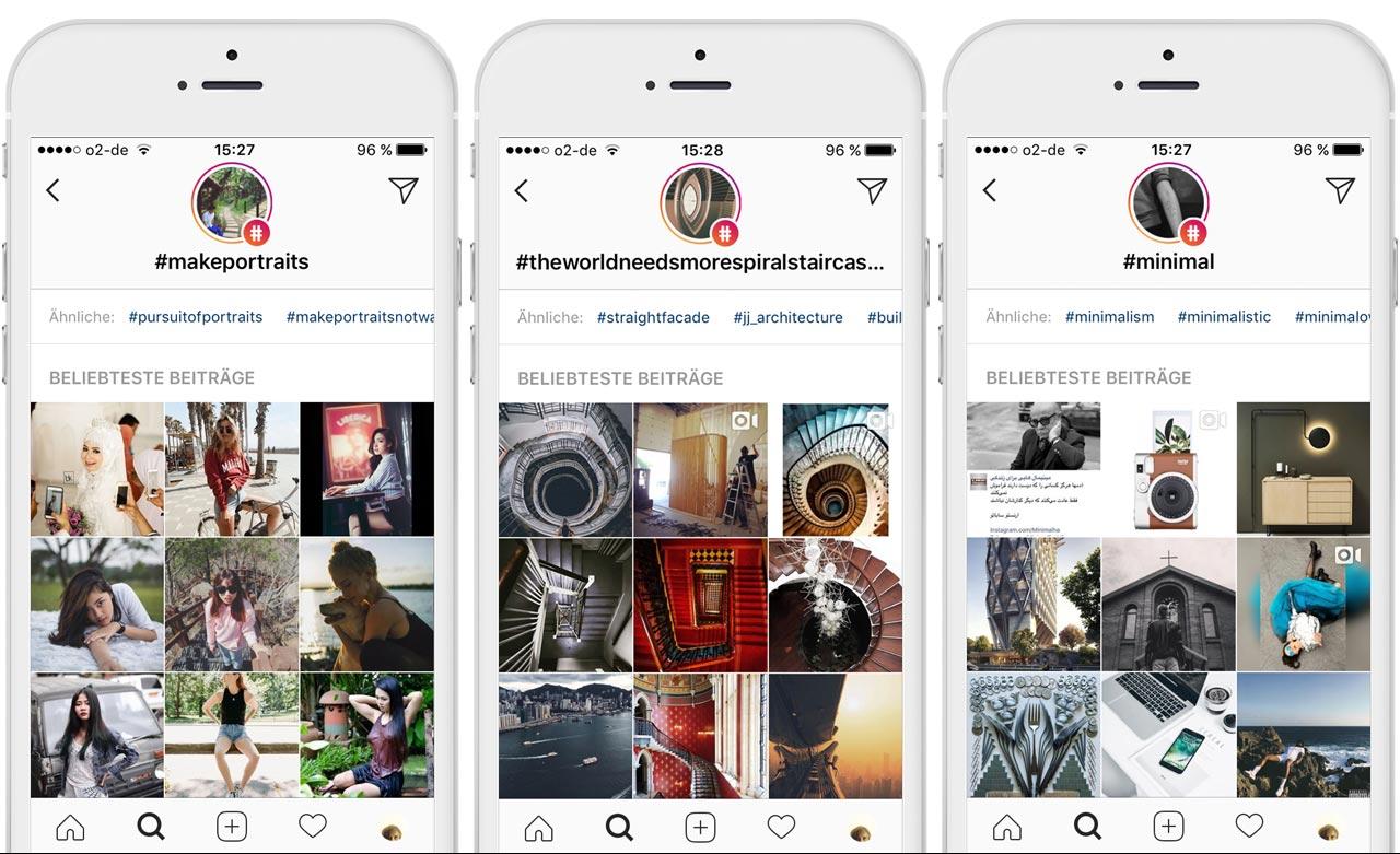 Hashtags werden nicht selten Community-übergreifend weltweit aufgegriffen und auf eigene Weise interpretiert und weiterentwickelt.