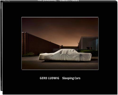 Sleeping Cars, Edition Lammerhuber, ISBN 978-3-901753-96-1, Cover